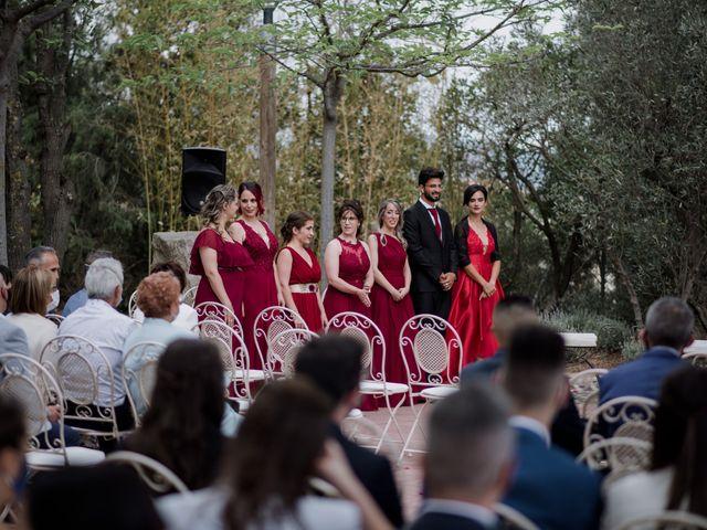 La boda de Esther y Adrià en L' Ametlla Del Valles, Barcelona 54
