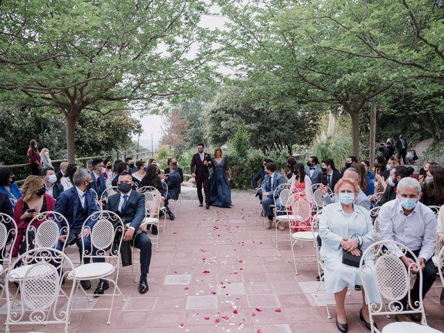 La boda de Esther y Adrià en L' Ametlla Del Valles, Barcelona 56