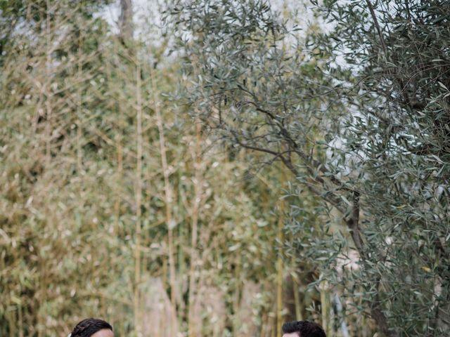 La boda de Esther y Adrià en L' Ametlla Del Valles, Barcelona 62