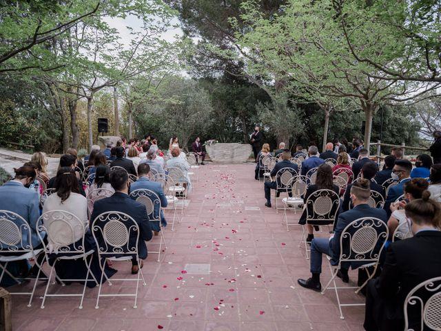 La boda de Esther y Adrià en L' Ametlla Del Valles, Barcelona 65
