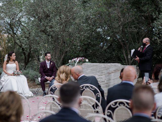 La boda de Esther y Adrià en L' Ametlla Del Valles, Barcelona 66