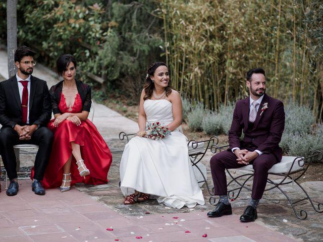 La boda de Esther y Adrià en L' Ametlla Del Valles, Barcelona 67