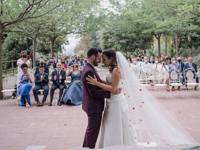 La boda de Esther y Adrià en L' Ametlla Del Valles, Barcelona 71