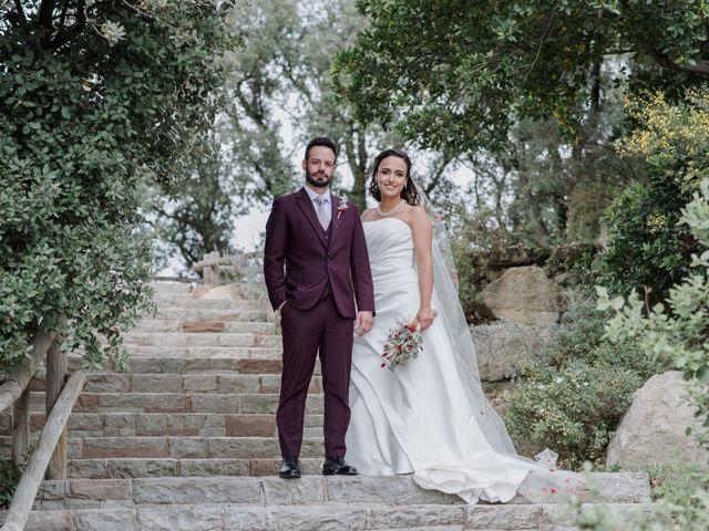 La boda de Esther y Adrià en L' Ametlla Del Valles, Barcelona 83