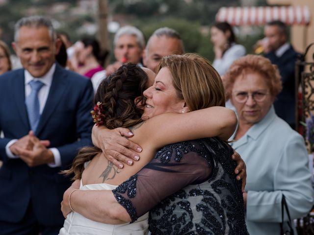 La boda de Esther y Adrià en L' Ametlla Del Valles, Barcelona 95