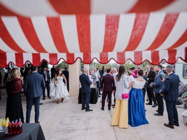 La boda de Esther y Adrià en L' Ametlla Del Valles, Barcelona 101