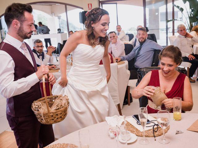 La boda de Esther y Adrià en L' Ametlla Del Valles, Barcelona 104