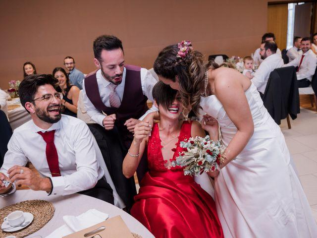 La boda de Esther y Adrià en L' Ametlla Del Valles, Barcelona 105