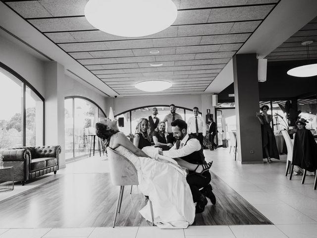 La boda de Esther y Adrià en L' Ametlla Del Valles, Barcelona 107