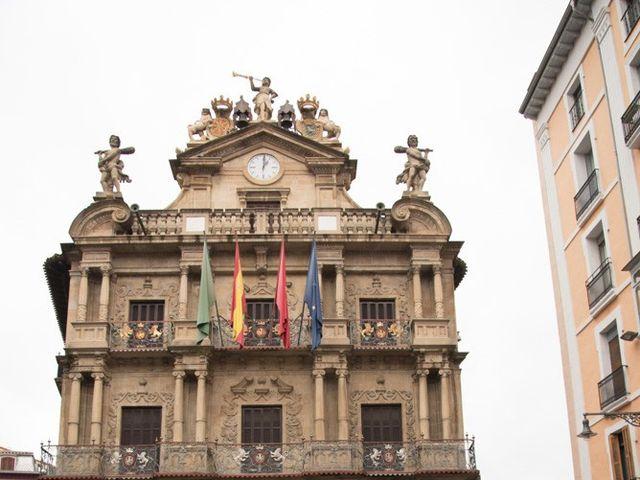 La boda de Iker y Ana en Pamplona, Navarra 28