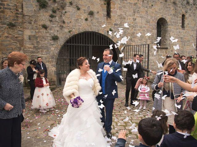 La boda de Iker y Ana en Pamplona, Navarra 35