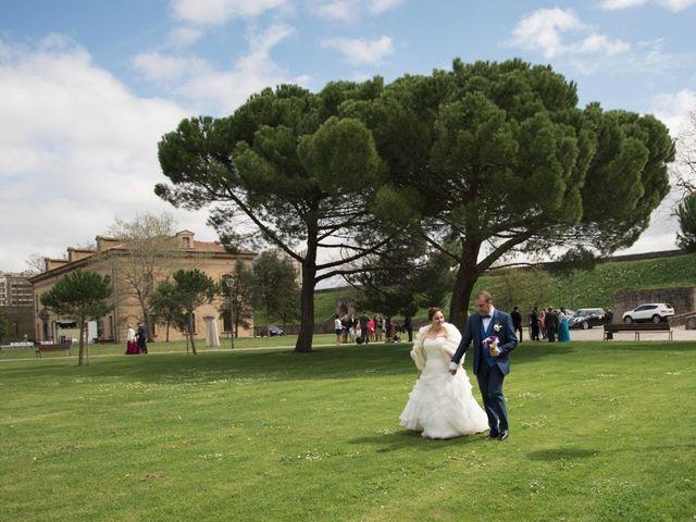 La boda de Iker y Ana en Pamplona, Navarra 36