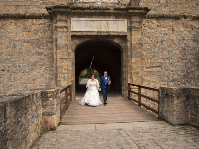 La boda de Iker y Ana en Pamplona, Navarra 37