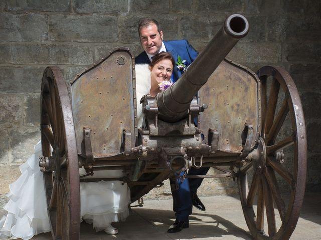 La boda de Iker y Ana en Pamplona, Navarra 42