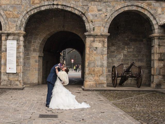 La boda de Iker y Ana en Pamplona, Navarra 43