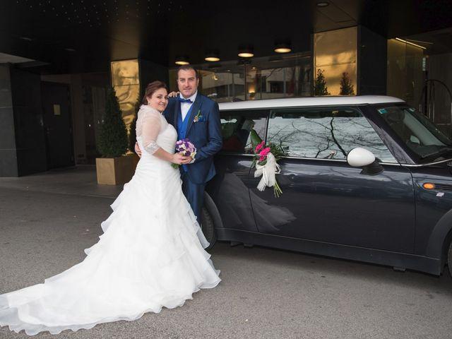 La boda de Iker y Ana en Pamplona, Navarra 45