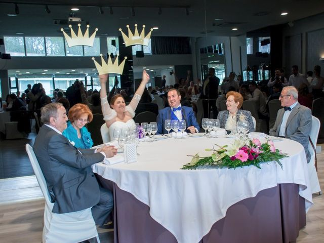 La boda de Iker y Ana en Pamplona, Navarra 67