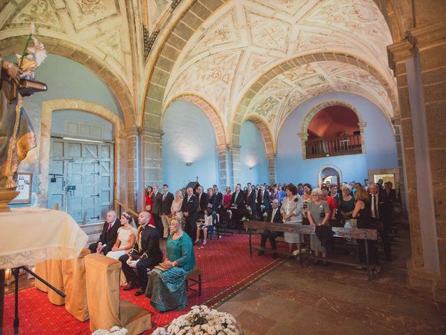 La boda de David y Patricia en Cangas De Onis, Asturias 23