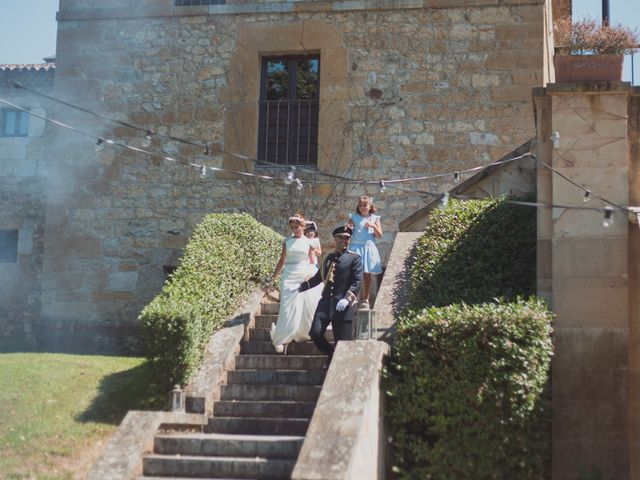 La boda de David y Patricia en Cangas De Onis, Asturias 34