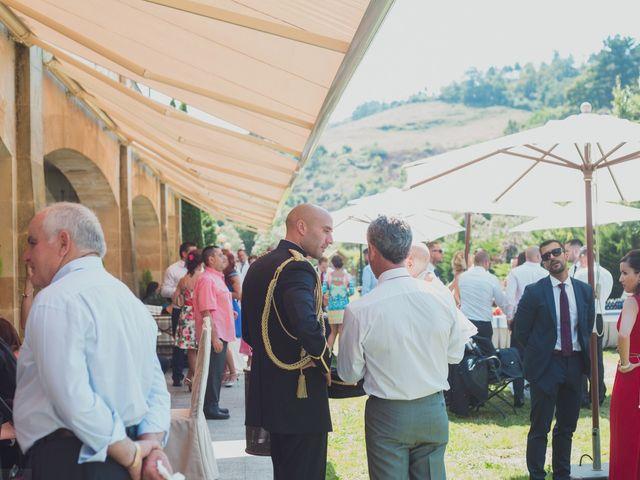 La boda de David y Patricia en Cangas De Onis, Asturias 36