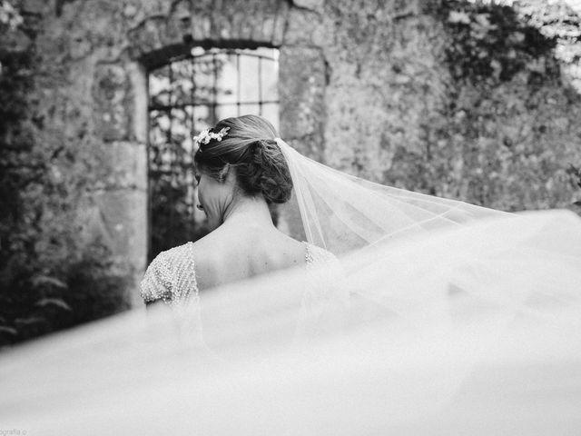 La boda de David y Patricia en Cangas De Onis, Asturias 40