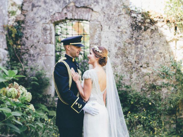 La boda de David y Patricia en Cangas De Onis, Asturias 41