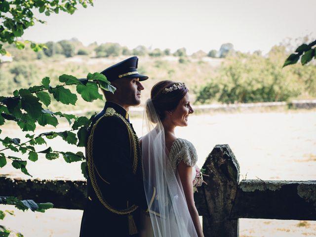 La boda de David y Patricia en Cangas De Onis, Asturias 43
