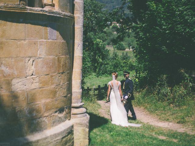 La boda de David y Patricia en Cangas De Onis, Asturias 46