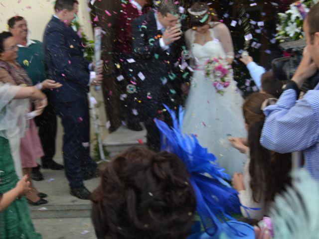 La boda de Mónica y Carlos en Alhaurin El Grande, Málaga 3