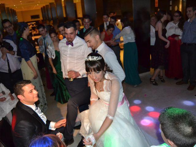 La boda de Mónica y Carlos en Alhaurin El Grande, Málaga 6