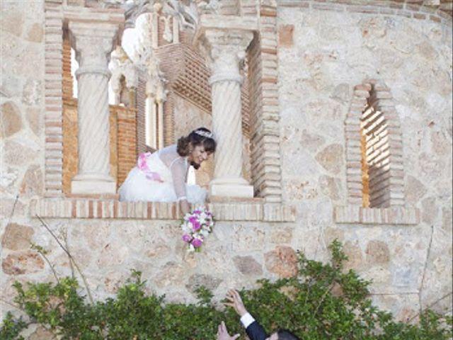 La boda de Mónica y Carlos en Alhaurin El Grande, Málaga 7
