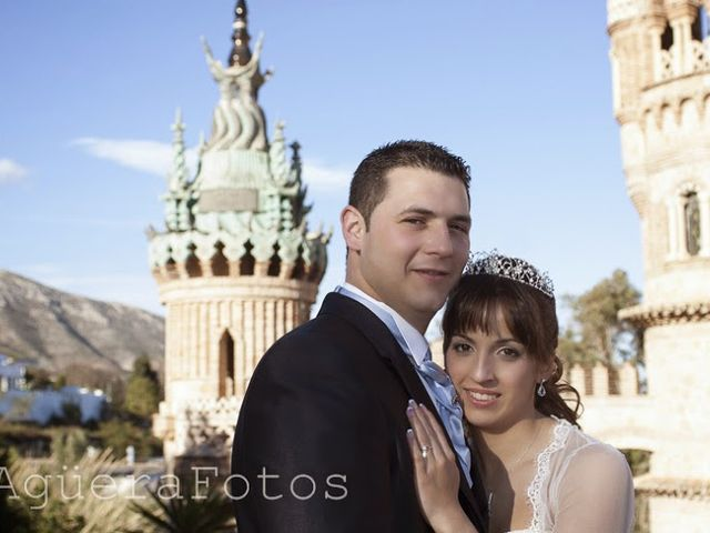 La boda de Mónica y Carlos en Alhaurin El Grande, Málaga 1