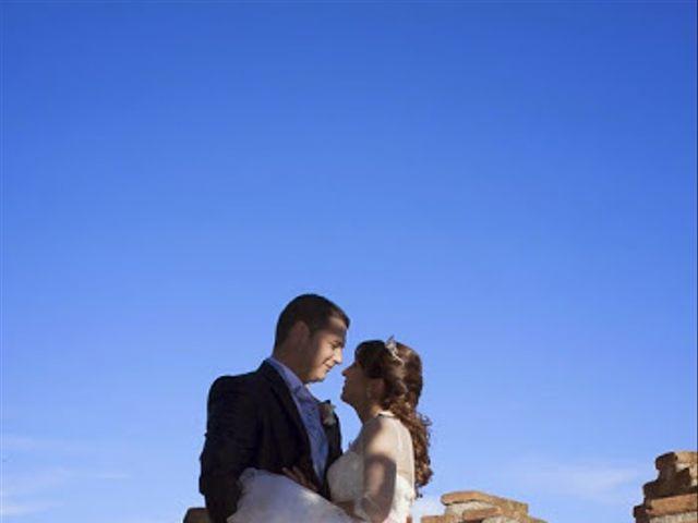 La boda de Mónica y Carlos en Alhaurin El Grande, Málaga 8