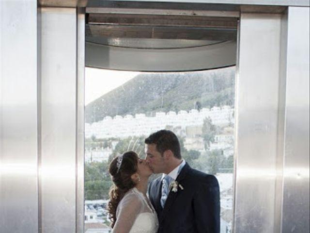 La boda de Mónica y Carlos en Alhaurin El Grande, Málaga 9