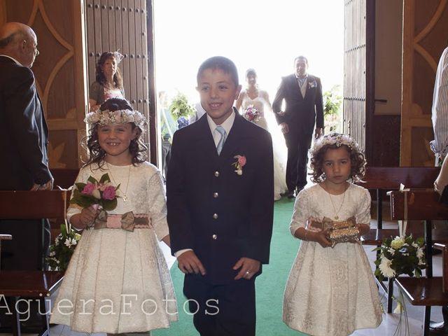 La boda de Mónica y Carlos en Alhaurin El Grande, Málaga 10