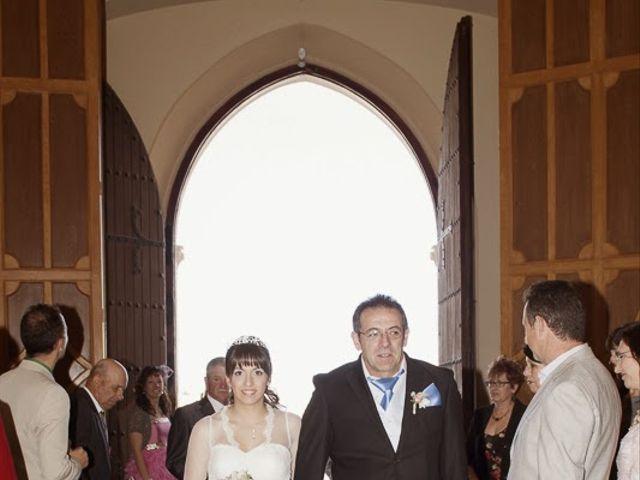 La boda de Mónica y Carlos en Alhaurin El Grande, Málaga 11