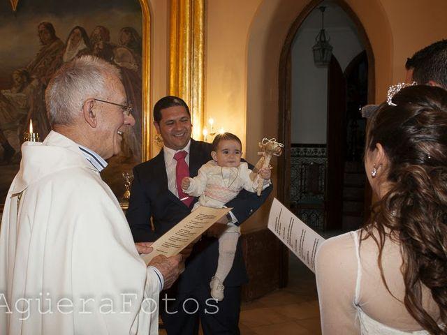 La boda de Mónica y Carlos en Alhaurin El Grande, Málaga 12