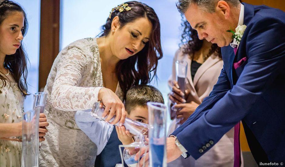 La boda de Paul y Nadia en Bilbao, Vizcaya