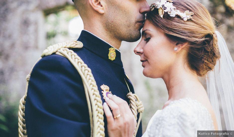 La boda de David y Patricia en Cangas De Onis, Asturias