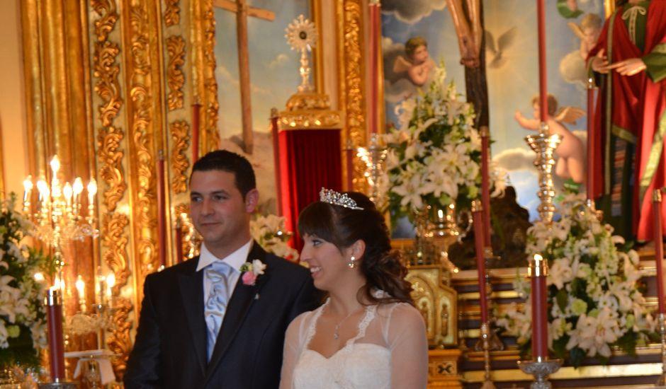 La boda de Mónica y Carlos en Alhaurin El Grande, Málaga
