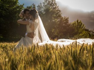 La boda de Lucía y Ferran