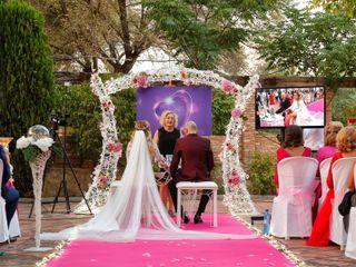 La boda de Amanda y Miguel 1