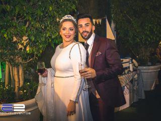 La boda de Celia  y Juanma