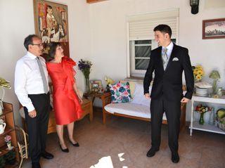 La boda de Raquel y Iosu 2