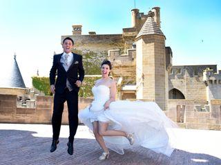 La boda de Raquel y Iosu