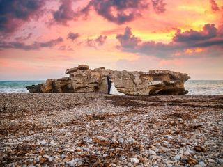 La boda de Mar y Domingo