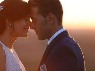 La boda de Inma y José Andrés