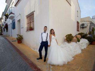 La boda de Esther y Rubén