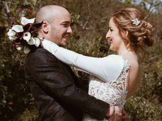 La boda de Estefanía y Jesús