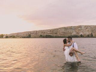 La boda de Samuel y Esperanza